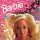 Coleccionismo Álbum: ALBUM BARBIE,1993 COMPLETO Y NUEVO. Lote 146993926