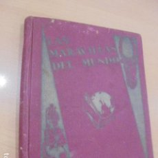 Coleccionismo Álbum: LAS MARAVILLAS DEL MUNDO - COMPLETO - NESTLE. Lote 147059510