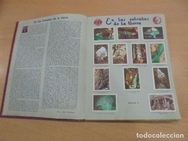 Coleccionismo Álbum: LAS MARAVILLAS DEL MUNDO - COMPLETO - NESTLE - Foto 7 - 147059510