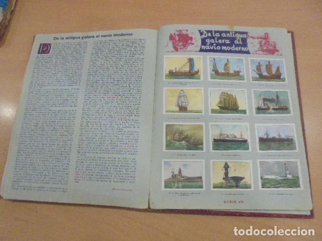 Coleccionismo Álbum: LAS MARAVILLAS DEL MUNDO - COMPLETO - NESTLE - Foto 8 - 147059510