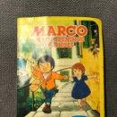Coleccionismo Álbum: MARCO DE LOS APENINOS A LOS ANDES , ÁLBUM CROMOS COMPLETO. EDITA: DANONE (A.1976). Lote 147611304