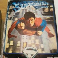 Coleccionismo Álbum: ALBUM DE CROMOS SUPERMAN THE MOVIE 1978 FHER- FALTAN 13 CORMOS. Lote 147633558