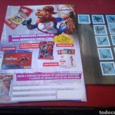Collectionnisme Album: COLECCIÓN DE SPIDER-MAN DE FACUNDO DIFICIL. Lote 174955510