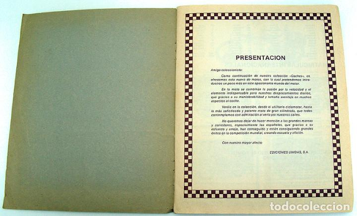 Coleccionismo Álbum: album 1987 Motos. Pilotos, marcas y modelos. Moto Motor 16. Falta un cromo. Ver fotos - Foto 6 - 147904926