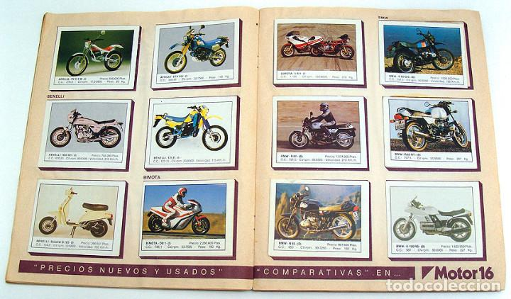 Coleccionismo Álbum: album 1987 Motos. Pilotos, marcas y modelos. Moto Motor 16. Falta un cromo. Ver fotos - Foto 8 - 147904926