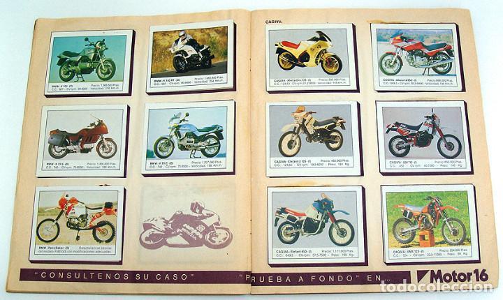 Coleccionismo Álbum: album 1987 Motos. Pilotos, marcas y modelos. Moto Motor 16. Falta un cromo. Ver fotos - Foto 9 - 147904926