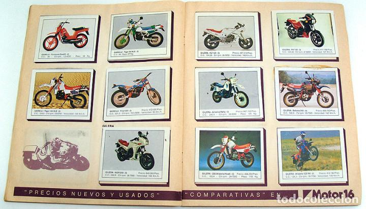 Coleccionismo Álbum: album 1987 Motos. Pilotos, marcas y modelos. Moto Motor 16. Falta un cromo. Ver fotos - Foto 11 - 147904926