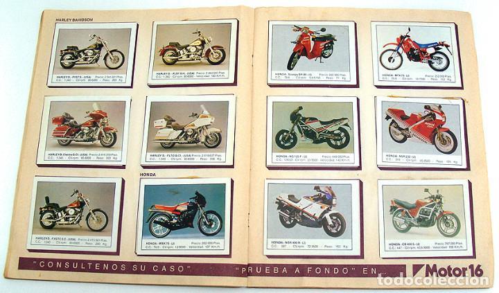 Coleccionismo Álbum: album 1987 Motos. Pilotos, marcas y modelos. Moto Motor 16. Falta un cromo. Ver fotos - Foto 12 - 147904926