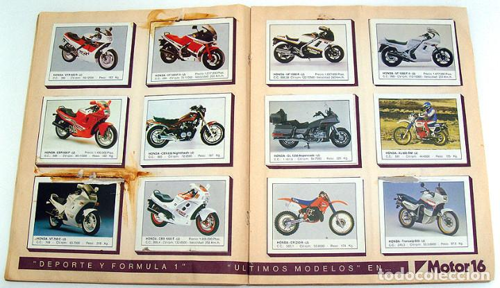 Coleccionismo Álbum: album 1987 Motos. Pilotos, marcas y modelos. Moto Motor 16. Falta un cromo. Ver fotos - Foto 13 - 147904926