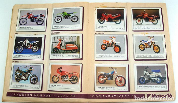 Coleccionismo Álbum: album 1987 Motos. Pilotos, marcas y modelos. Moto Motor 16. Falta un cromo. Ver fotos - Foto 15 - 147904926
