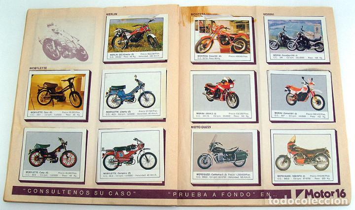 Coleccionismo Álbum: album 1987 Motos. Pilotos, marcas y modelos. Moto Motor 16. Falta un cromo. Ver fotos - Foto 16 - 147904926