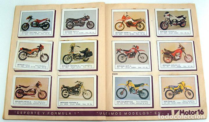 Coleccionismo Álbum: album 1987 Motos. Pilotos, marcas y modelos. Moto Motor 16. Falta un cromo. Ver fotos - Foto 17 - 147904926
