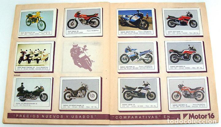 Coleccionismo Álbum: album 1987 Motos. Pilotos, marcas y modelos. Moto Motor 16. Falta un cromo. Ver fotos - Foto 18 - 147904926