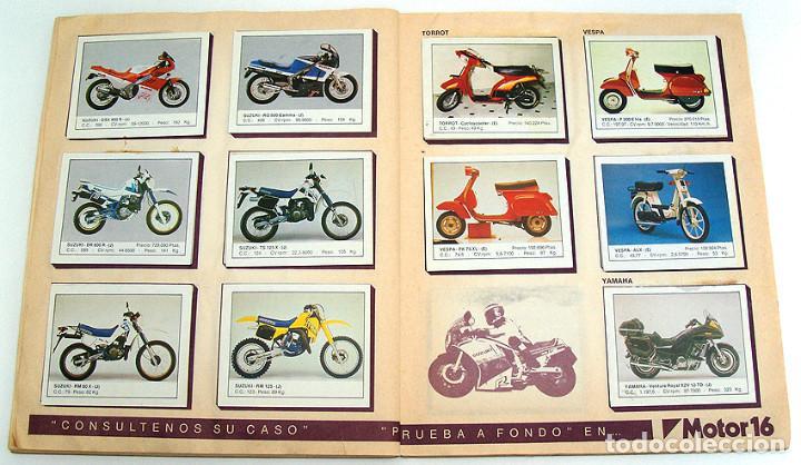 Coleccionismo Álbum: album 1987 Motos. Pilotos, marcas y modelos. Moto Motor 16. Falta un cromo. Ver fotos - Foto 19 - 147904926
