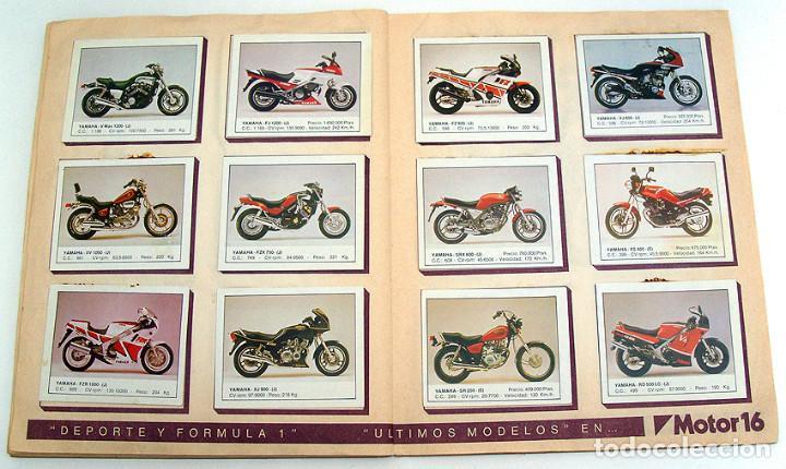 Coleccionismo Álbum: album 1987 Motos. Pilotos, marcas y modelos. Moto Motor 16. Falta un cromo. Ver fotos - Foto 20 - 147904926