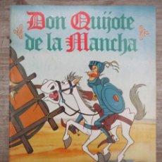 Coleccionismo Álbum: ALBUM DE CROMOS - DON QUIJOTE DE LA MANCHA - DANONE - COMPLETO. Lote 147975502