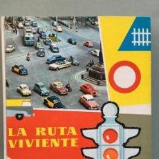 Coleccionismo Álbum: ALBUM DE CROMOS DE CHOCOLATES NESTLE, LA RUTA VIVIENTE. Lote 146266030
