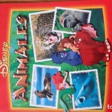Coleccionismo Álbum: ANIMALES DISNEY COMPLETA PANINI. Lote 148299130