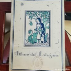 Coleccionismo Álbum: ALBUM DEL CATECISMO Nº 1 COMPLETO--LUIS PLANAS-AMIGOS DEL CATECISMO-ESPLENDIDO. Lote 148307718