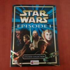 Coleccionismo Álbum: STAR WARS EPISODE I ,MERLIN COLLECTIONS. Lote 148625844