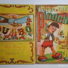 Coleccionismo Álbum: FHER - ALBUM DE LUJO PINOCHO - ÁLBUM COMPLETO. Lote 149770106