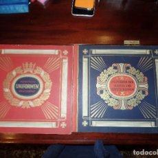 Coleccionismo Álbum: ALBUMES CROMOS UNIFORMES MILITARES ALEMANIA. Lote 149882174
