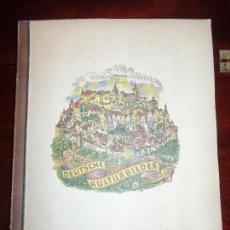 Coleccionismo Álbum: DEUTSCHE KULTURBILDER. Lote 149883174