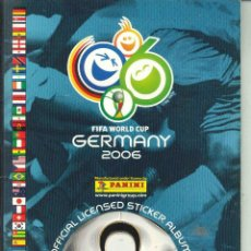 Coleccionismo Álbum: FIFA WORLD CUP GERMANY 2006 DE PANINI. Lote 150172942