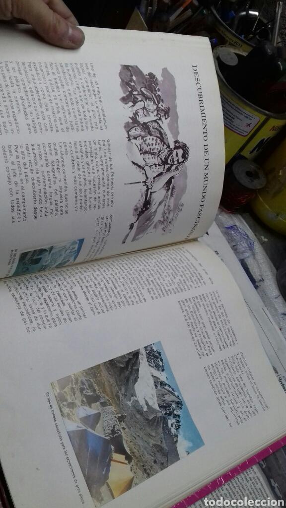 Coleccionismo Álbum: La conquista de los Andes del Peru. Album Nestle.completo - Foto 5 - 150204168