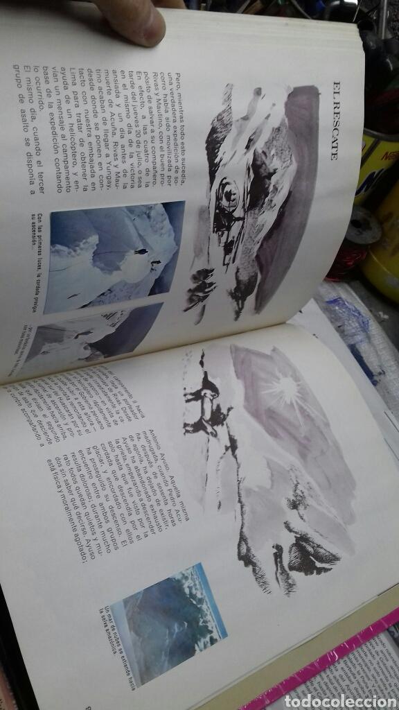 Coleccionismo Álbum: La conquista de los Andes del Peru. Album Nestle.completo - Foto 6 - 150204168
