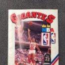 Coleccionismo Álbum: GIGANTES DE LA NBA . EDITADO POR LA REVISTA GIGANTES DEL BASKET 1987.. Lote 150499605