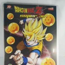 Coleccionismo Álbum: ALBUM COMPLETO DRAGON BALL SUPER 3D LAMINCARDS. Lote 151004506
