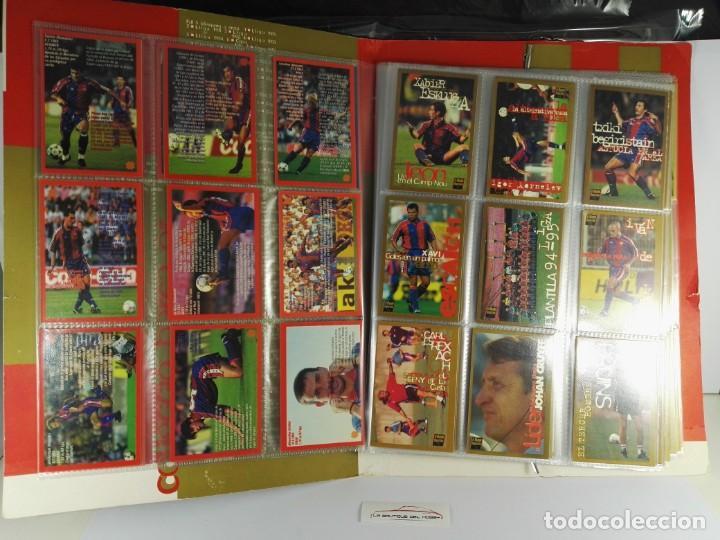 Coleccionismo Álbum: ALBUM COMPLETO COL·LECCIÓ BARÇA OR - Foto 2 - 151005866