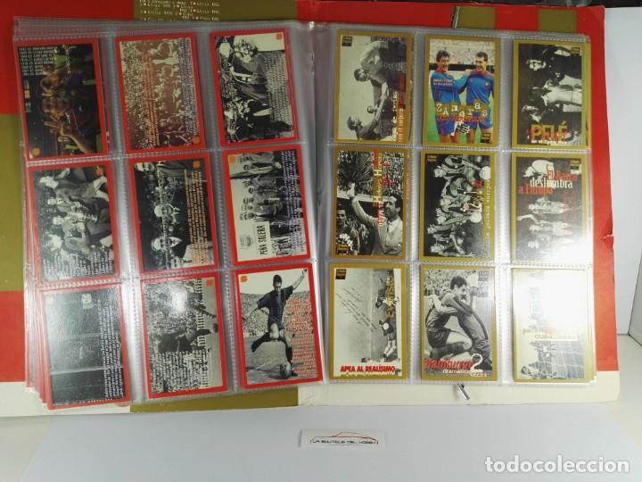 Coleccionismo Álbum: ALBUM COMPLETO COL·LECCIÓ BARÇA OR - Foto 3 - 151005866