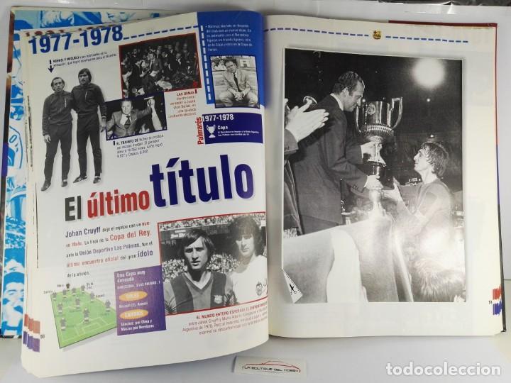 Coleccionismo Álbum: LIBRO ALBUM EL SIGLO DEL BARÇA 100 AÑOS DE IMAGENES - Foto 3 - 151006298