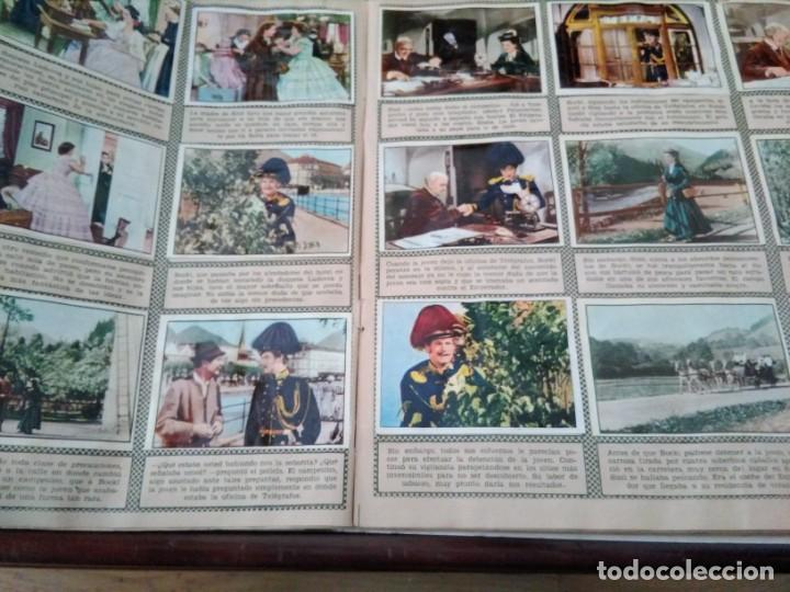 Coleccionismo Álbum: Album completo Sissi Romy Schneider - Foto 4 - 151377398
