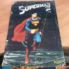 Coleccionismo Álbum: SUPERMAN 2 II ALBUM COMPLETO FHER (H-2). Lote 151891606