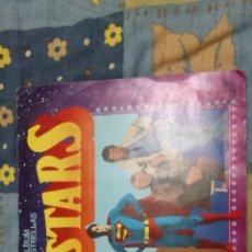 Coleccionismo Álbum: ALBUM CROMOS TELE-STARS COMPLETO EDICIONES ESTE AÑO 1978. Lote 152368542