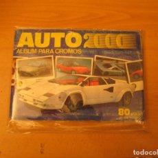 Coleccionismo Álbum: AUTO 2000. Lote 152423398