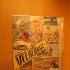 Coleccionismo Álbum: MOTOS Y COCHES . Lote 152424086