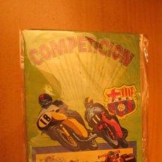 Coleccionismo Álbum: COMPETICION . Lote 152425014
