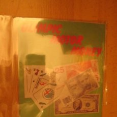 Coleccionismo Álbum: OLIMPIC MOTOR MONEY. Lote 152431046