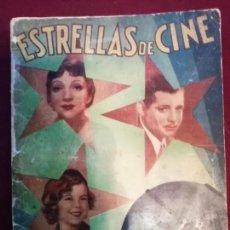 Coleccionismo Álbum: ESTRELLAS DE CINE. ALBUM NESTLÉ. COMPLETO. 1936. Lote 152468002