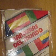Coleccionismo Álbum: BANDERAS DEL MUNDO . Lote 152528498
