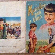 Coleccionismo Álbum: MARCELINO PAN Y VINO, FHER, COMPLETO 240 CROMOS. Lote 153401754