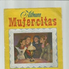 Coleccionismo Álbum: MUJERCITAS, ÁLBUM COMPLETO, CLIPER, MUY BUEN ESTADO. COLECCIÓN A.T.. Lote 153750154