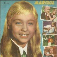 Coleccionismo Álbum: MARISOL: UN RAYO DE LUZ, ÁLBUM COMPLETO, 1960, FHER, MUY BUEN ESTADO. COLECCIÓN A.T.. Lote 153753998