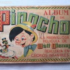 Coleccionismo Álbum: ANTIGUO ÁLBUM PINOCHO FHER BILBAO COMPLETO. Lote 153819277