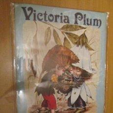 Coleccionismo Álbum: VICTORIA PLUM . Lote 154263050
