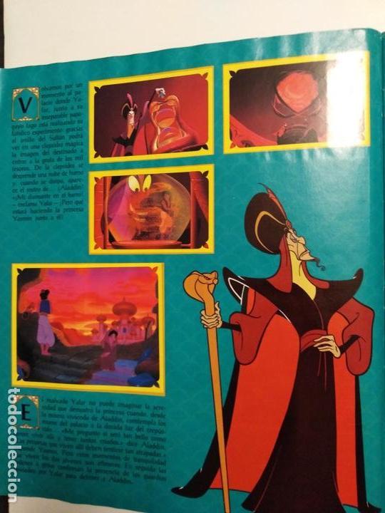Coleccionismo Álbum: Album Disney Aladin, completo, Panini. - Foto 2 - 154420426